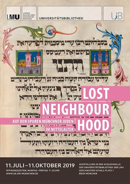 Plakat Lost Neighbourhood